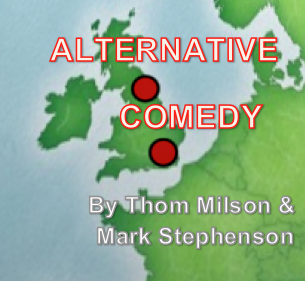 Alternative Comedy Map