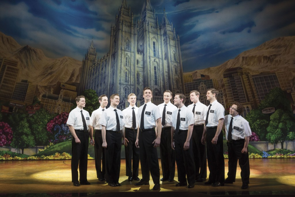 THE BOOK OF MORMON by Parker , Stone
