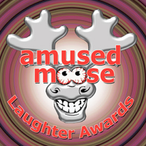 Amused Moose Laughter Award
