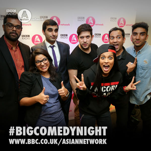 BBC Asian Network Big Comedy Night
