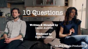 10 QUESTIONS SHORT FILM - POSTER