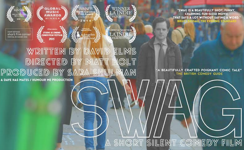 SWAG SHORT FILM POSTER